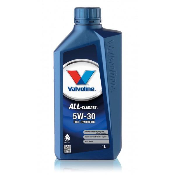 Valvoline All Climate 5W-30, 1л.