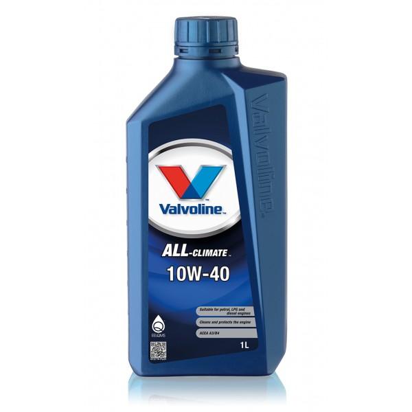 Valvoline All Climate 10W-40, 1л.