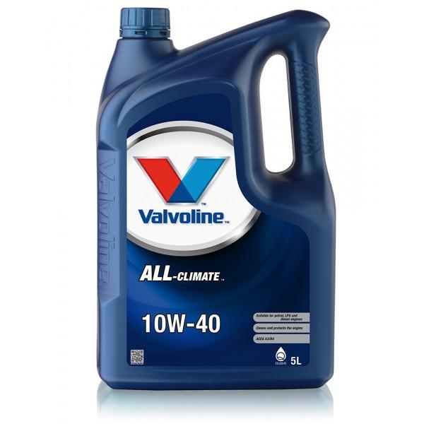 Valvoline All Climate 10W-40, 5л.