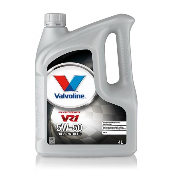 Valvoline VR1 Racing Motor Oil 5W-50, 4л.
