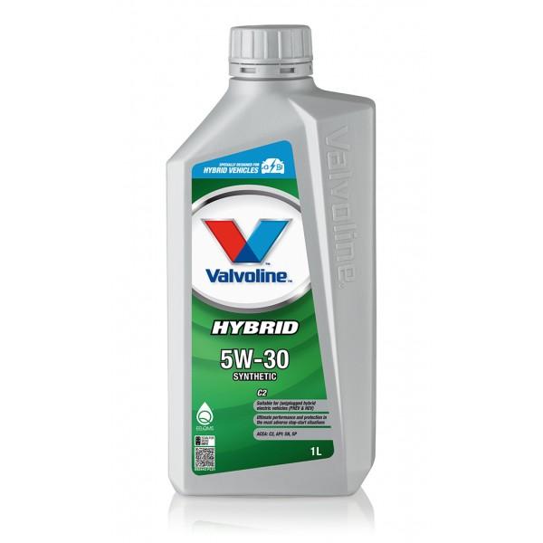 Valvoline Hybrid C2 5W-30, 1л.