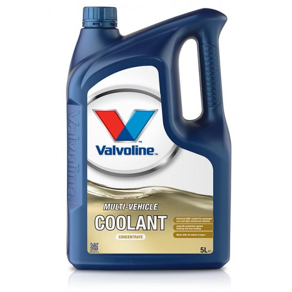 Valvoline MULTI-VEHICLE COOLANT CONC PL, 5л.