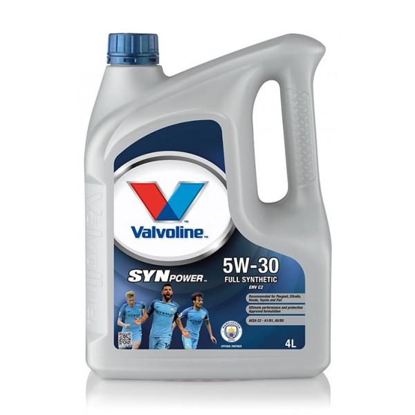 Valvoline SynPower ENV C2 5W-30, 4л