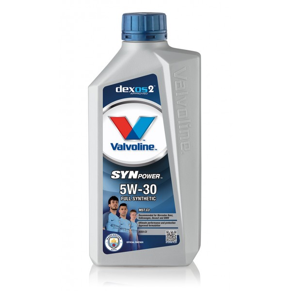 Valvoline SynPower MST C3 5W-30, 1л